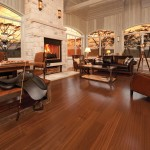 Mirage African Mahogany Brass