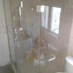 Custom Shower installation, Fort St. John