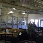 Sears aluminum Interior Wall