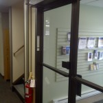 Automatic Door installation Fort Nelson