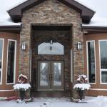 Jeldwen Entry Door in Custom House, Charlie Lake