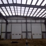 Commercial Overhead Doors installed in Fort Nelson