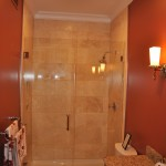 S. Young Double Shower Door Install, Charlie Lake, BC