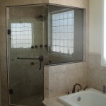 Custom Shower install for Colteran Developments, Oil Rubbed Bronze Hardware,Fort St. John, BC
