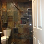 90 Degree Custom Shower installation, Fort St. John