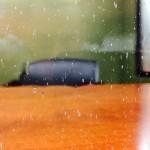 Seedy cabinet Glass
