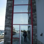 Commercial Curtain Wall Glazing Grande Prairie