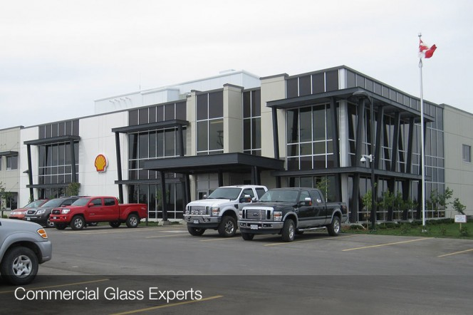 Commercial Glazing Experts