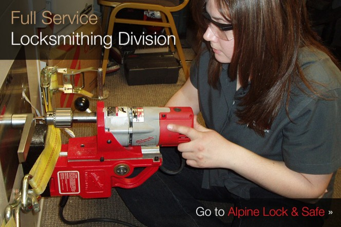 Full Service Lockmithing Division