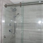 Serenity Series Shower installed for B2 Construction
