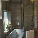 10mm Custom Glass Shower