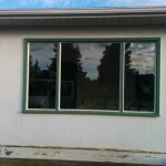 Window before replacement