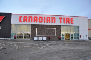 Canadian Tire Automatics