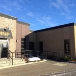 Aluminex Commercial Aluminum installed for Colteran Developments MNP Ltd. Building