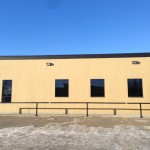 Rear of Colteran MNP Building