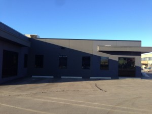 Alumicor Aluminum installed in Fort St. John
