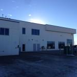 Commercial Aluminum installed in Fort St. John