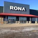 Sliding Automatics installed for Rona, Fort St. John