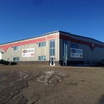 Aluminum Windows installed for McCoy Bros, Fort St. John