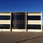 Commercial Aluminum installed for WL Construction-Trojan Safety Fort St. Joh
