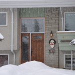 Jeldwen Entry Door Installation in Fort St. John