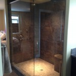 Frameless Shower install Fort St. John