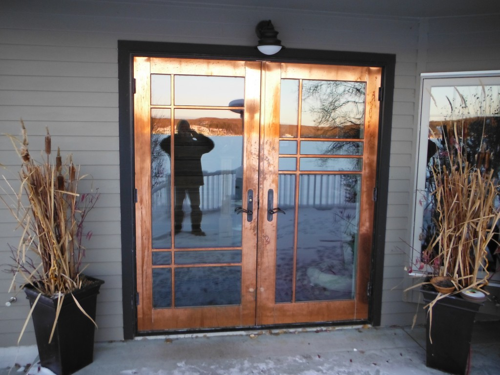 Copper Clad Window : Residential windows doors fort st john alpine glass