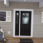 Jeldwen Entry Door install Fort St. John