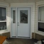 Jeldwen Steel Entry Door install Fort St. John