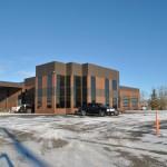 WL - Rogers Trucking-Tripane Radius Wall glazed with Picker