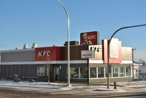 Kentucky Fried Chicken, Fort St. John, BC