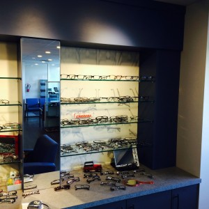 10mm Clear Tempered Glass Shelving