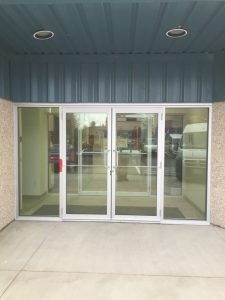 Replace Existing Commercial Entry in Hay River, NWT