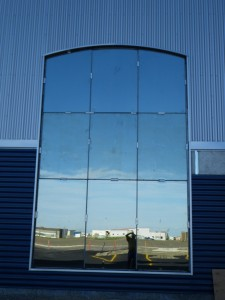 Commercial Curtain Wall Glazing Grande Prairie