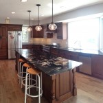 Mirage Hardwood Flooring installed by B2 Construction, Fort St. John, BC