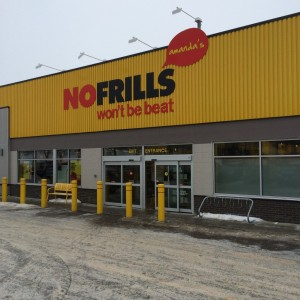 Alumicor Aluminum and Stanley Automatics installed in Fort St. John
