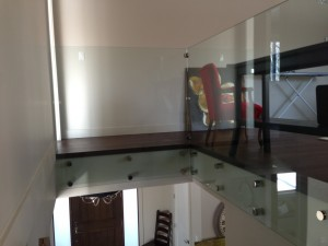 Glass Standoff Railing