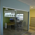 Shell Canada Interior Glass Slider