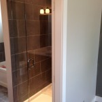 Taylor North Devlopments Custom Frameless Glass Shower