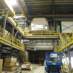 YZ Mine Control Room