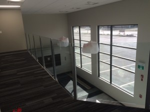 Silver Matte Infinity Railing