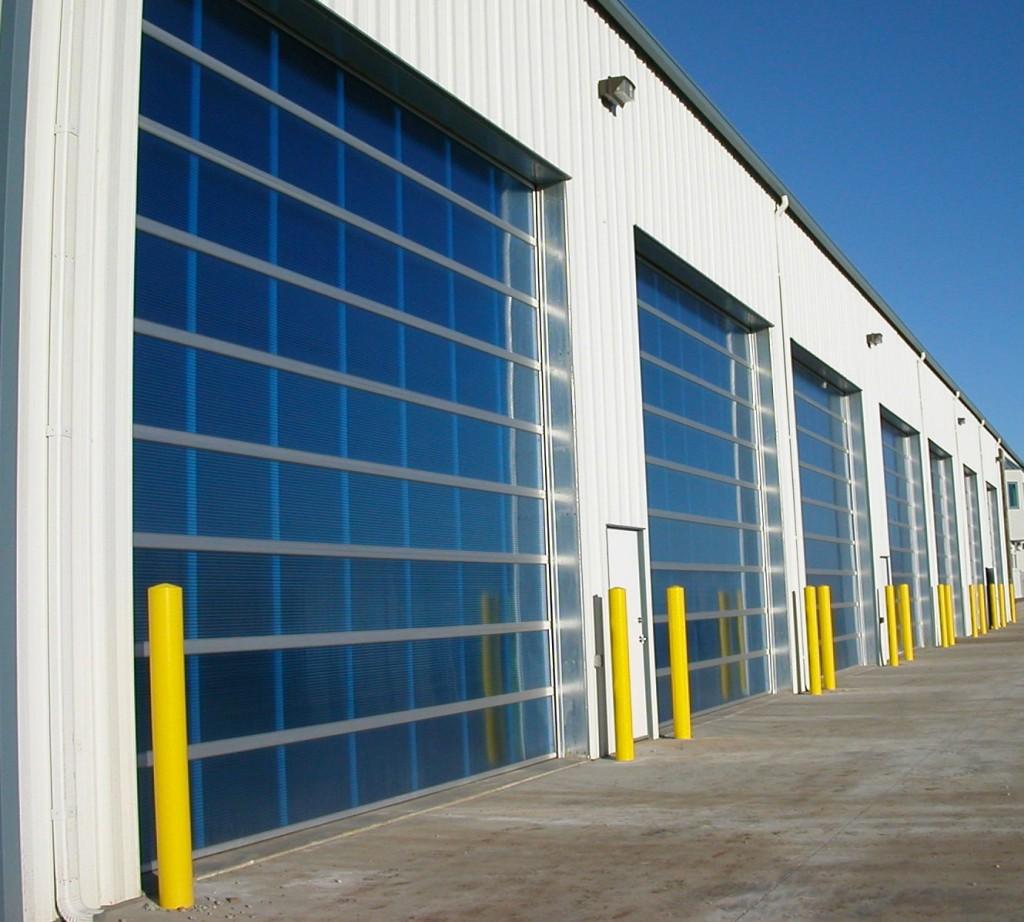 Steelcraft SA6000 Aluminum Overhead Doors