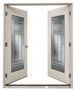 Jeldwen Double Door
