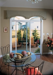 Jeldwen Pvc Sliding Patio Door