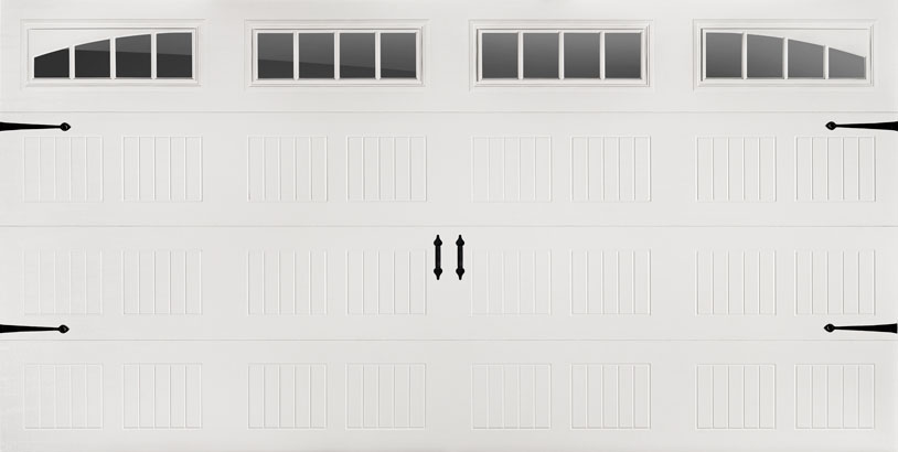 Steel-Craft Carriagecraft 16 overhead door