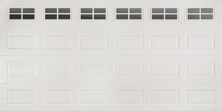 Residential alpine glass windows doors for 7x9 insulated garage door