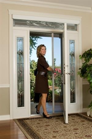 Retractable Screens Storm Doors Alpine Glass Windows Amp Doors