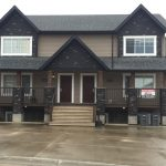 Dawson Creek Duplex