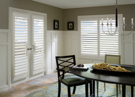 Hunter Douglas Shutter