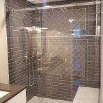 Custom Frameless Glass Shower
